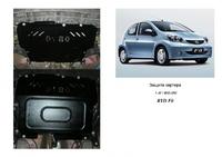Защита двигателя (метал) 1,0