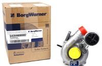 Турбина 1.5DCI 02-09 (60kw) BorgWarner 5435 988 0002