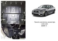 Защита двигателя (метал) 3,0D; 2,0