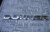 "Надпись ""Dokker"" задней двери Оригинал 908894532R"