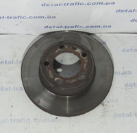 Тормозной диск Renault Master III, Movano B