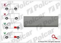 Указатель поворота  (R, правый)