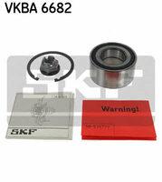 Подшипник ступицы (передний) SKF VKBA6682