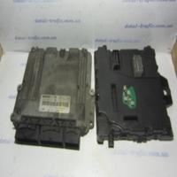 Блок управления двигателем комплект 2.3dci