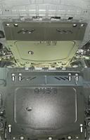Защита двигателя (метал) 1,4; 1,8 i