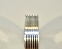 Шкив гидроусилителя 2.5dci (7PK)