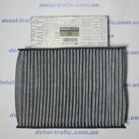Фильтр салона 1.6dci (угольный)