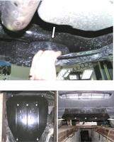 Защита двигателя (метал) 3,7
