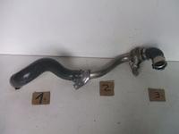 Патрубок интеркулера (левый) 1.6dci