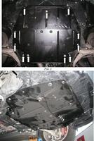 Защита двигателя (метал) 1.9JTDM