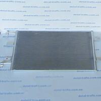 Радиатор кондиционера 2.5dci