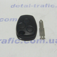 Корпус ключа (три кнопки)