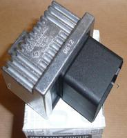 Блок управления, время накаливания RENAULT 7700115078