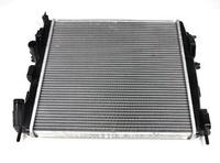 Радиатор основной 1.5/1.9dci Рено Кенго