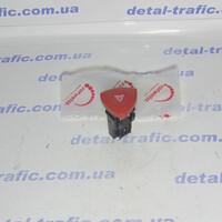 Кнопка аварийки Трафик Виваро