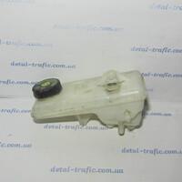 Бачок тормозного цилиндра с крышкой