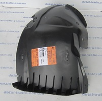 Подкрылок передний (правый) с 2001г