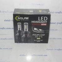 Лампы в фару H4/8000LM/60W