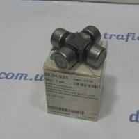 Крестовина кардана руля (15x40)