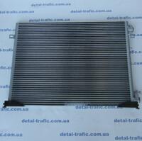 Радиатор кондиционера 1.9dci