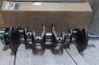 Коленчатый вал 1.4 (K7J 701, МКПП) (Оригинал) 8200785985