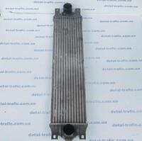 Радиатор интеркулера 2.5dci