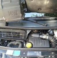 Двигатель 2.0dci