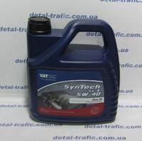 Масло двигатель5W40 4L(VAT OIL)