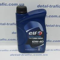Масло10W40 1L Turbo Diesel(ELF)