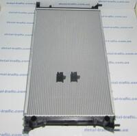 Радиатор (основной) 2.5dci (+АС)