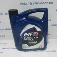 Масло двигатель 5W30 5L(ELF) SXR