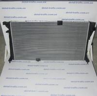 Радиатор (основной) 2.5-2.0dci (+АС)