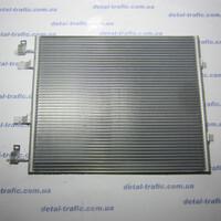 Радиатор кондиционера 2.0dci
