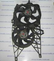 Дифузор с вентилятором 2.5dci