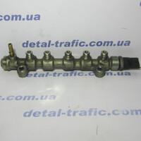 Топливная рейка 2.5dci(клапан)