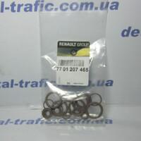 Сальники кондиционера1.9-2.5dci