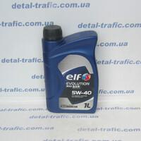 Масло двигатель5W40 1L(ELF) SXR