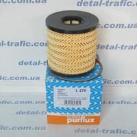 Фильтр масляный 2.2DCI, 2.5DCI