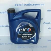 Масло10W40 4L Turbo Diesel(ELF)