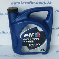 Масло двигатель 5W30 4L(ELF) SXR