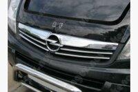 Накладки на решетку Opel