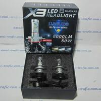 Лампы в фару H4/6000LM