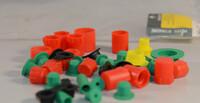 Комплект заглушек для очистки топливной системы