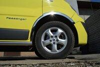 Накладки на колесные арки