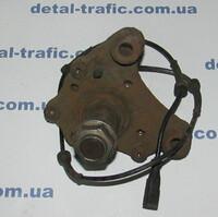 Цапфа задняя с датчиком ABS