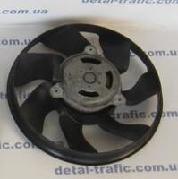 Вентилятор маленький 2.5dci